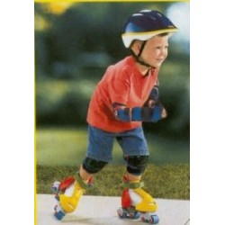Fisher Price  My first skates