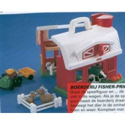 Fisher Price family...